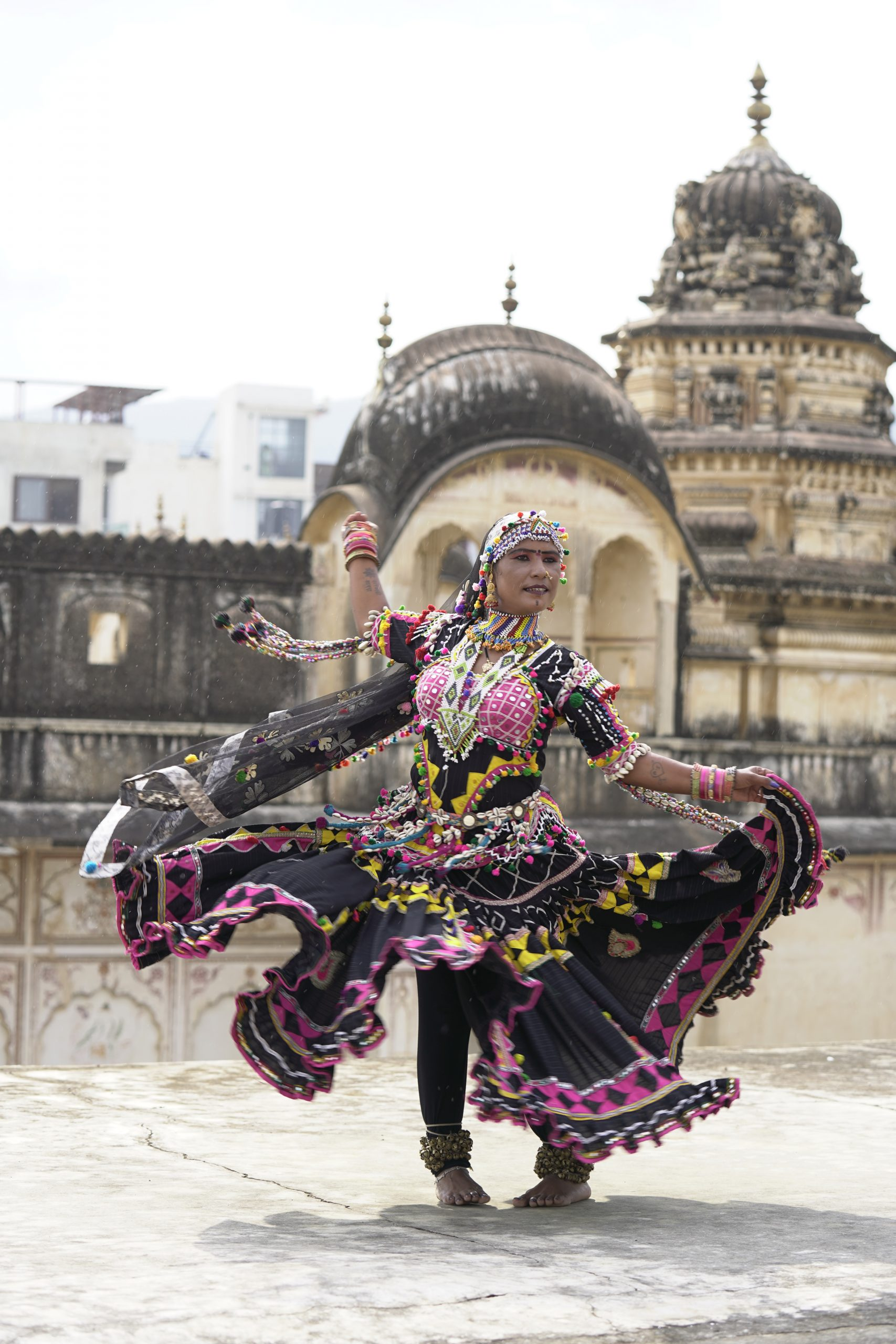 Anita Sapera Dancer