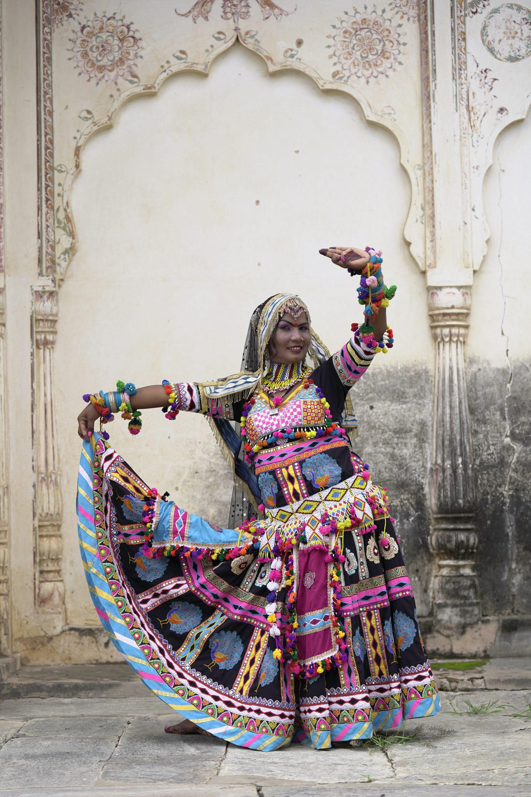 Moreya Sapera Dancer